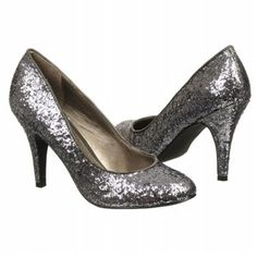 Women's FERGALICIOUS Utopia Pewter Glitter shoes from FamousFootwear.com #myvictory