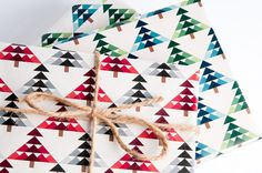 The 50 Most Beautiful Wrapping Papers Ever via Brit + Co
