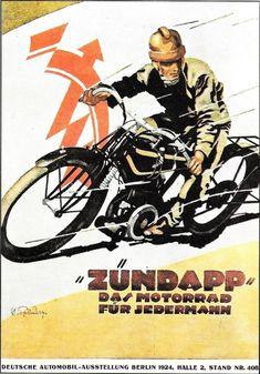 Zündapp - das motorrad für jedermann