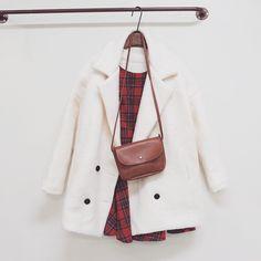 #korean, #fashion, #christmas, #ootd