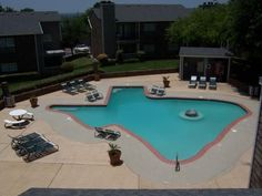 How about building a South Carolina shaped pool? Yes, we can!