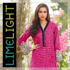 Limelight Unstitched Lawn 2016 Summer Dresses