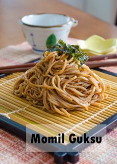 Five Korean cold noodle recipes: Perfect for Summer!