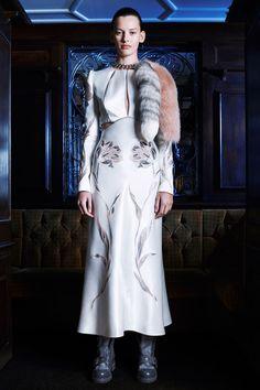 Brian Edward Millett - The Man of Style - Alexander McQueen pre-fall 2014