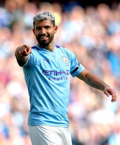 Man City's Sergio Aguero unhurt after minor car crash Manchester City Hall, Manchester City Wallpaper, Liverpool Wallpapers, Manchester United, Football Tattoo, Sergio Aguero, Kun Aguero, Soccer Photography, Soccer