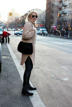 Alenka in NYC