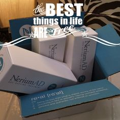 Love Nerium Gives Back!!! It can be free for you too!!! www.cjpeel.arealbreakthrough.com #free #beauty #age-defying