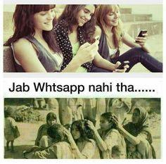 Whatsapp better hai