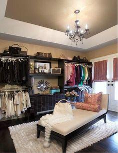 EasyClosets- Bedroom into a Walk-in Closet