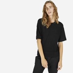 The Luxe Sweater Mid-Sleeve - Everlane