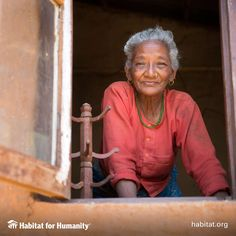 Since 1976, #HabitatforHumanity has helped more than 6.8 million people obtain a safer place to sleep at night, along with the strength, stability and independence to build better lives.