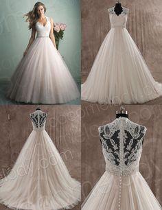 Perfect #Wedding dress!
