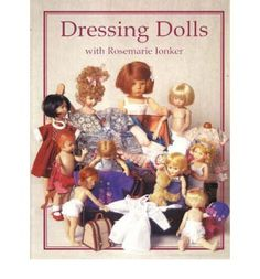Presents designing, sewing and clothing ideas for dolls of every size. In this book the instructions are accompanied by patterns from which seamstresses can design a multitude of garments, and detailed directions for decorations and embellishments are also included, as well as guidelines for selecting fabrics and general sewing tips.