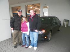 www.DriveBaby.com  On behalf of the Milton Ruben Superstore, thank you and congratulations on your new Chevrolet vehicle Williams family! #DriveBaby