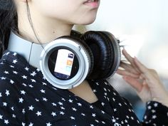 VOW: The World's First Connected Smart Headphones by Gary Chen — Kickstarter.  A true smart headphones. Listen to music online and offline whenever and wherever, you can also chat with other fans and friends.