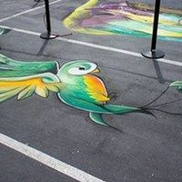 Chalk Art WIn