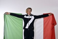 Federica Pellegrini To Carry Olympic Flag At Rio Opening Ceremonies