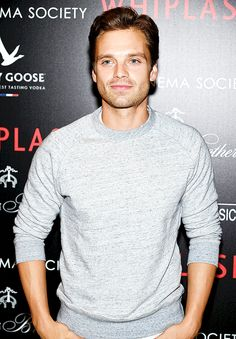 Sebastian Stan attends The Cinema Society & Brooks Brothers screening of Sony Pictures Classics' 'Whiplash' at Paley Center For Media on September 29, 2014 in New York City