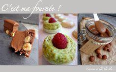 C'est ma fournée ! French blog. Kosher recipes.