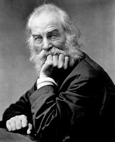 Walt Whitman: padre de la poesía moderna.  Coged las rosas mientras podáis  veloz el tiempo vuela.   La misma flor que hoy admiráis,   mañana estará muerta...