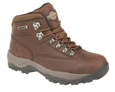 2fd90844744 Womens Northwest Territory Peak Brown Leather Hiking Walking Trekking Boots  3- 8 Walking