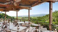 The Restaurant At Auberge Du Soleil Resort in Napa Valley