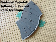 https://flic.kr/p/21BC1sZ | Latest Featured Tutorial! | Toltomeja shares his clever path design in the latest Featured Tutorial on brickbuilt.