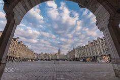 Nuages d'Arras by Clement THERIEZ on 500px