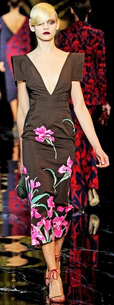 Louis Vuitton, spring 2011
