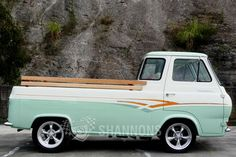 Ford Econoline 'Modidfied' Utility (LHD)