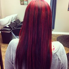 Joico Intensity Ruby Red Love It Color