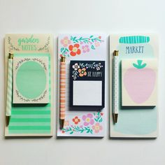 I am in love with these adorable stationary sets from Target! The strawberry…