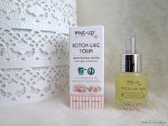 veg up botox like serum recensione