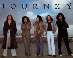 Journey. Nuff said. these guys were GREAT!