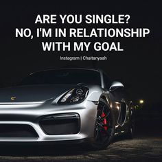 Are you single? No I'm in relationship with my goals  #billionaire #mindset #lifestyle #motivationalquotes #inspiration