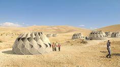 En Detalle: Tejido Estructural para Refugios de Emergencia