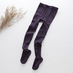 Girls Tights Fashion Striped Diamond Style Baby Tights Pantyhose Tights For Girls Warm Tights Winters 3-6Y - Purple, 5T Like and Share if you agree! Get it here