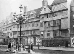 Photo of London, Holborn, Staple Inn Victorian London, Vintage London, Old London, Victorian Era, London Pictures, London Photos, Old Pictures, Old Photos, Vintage Photos
