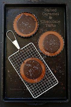 Salted Caramel Choco