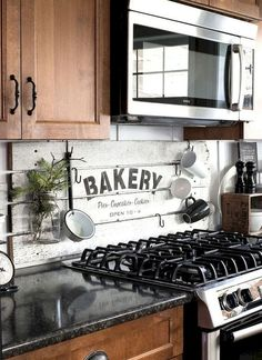 Love how rustic this looks!