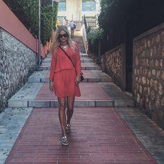 Kristina Krøvel (@kriskrov)   Instagram photos and videos Instagram Story, Instagram Posts, Highlights, Wrap Dress, Photo And Video, Videos, Photos, Image, Dresses