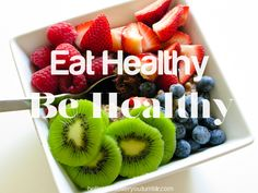 Nothing Is Impossible - Eat Healthy, Be Healthy