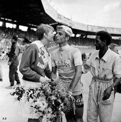 Rik Van Looy.  1963 TdF