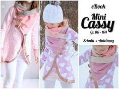 Mini Cassy Kinder cardigan Gr 86 - 164 - Jenny L - Kindermode Baby Cardigan, Hijabs, Summer Outfits, Girl Outfits, Make Your Own Clothes, Turkish Fashion, Belted Shirt Dress, Mode Hijab, Vestidos