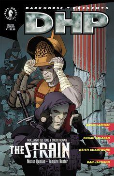 The Strain: Mister Quinland -- Vampire Hunter #1 (Paolo Rivera 30th Anniversary Variant Cover)