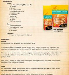(520 unread) - joy_b1954 - Yahoo Mail Gluten Free Doughnuts, Baked Pancakes, Baked Eggs, Melted Butter, Brown Sugar, Rum, Yogurt, Deviled Eggs, Oven Baked Eggs