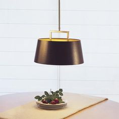 Lua 1 Pendant by Bover