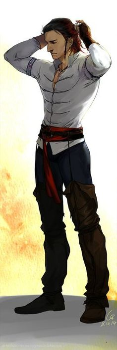 Connor Kenway: