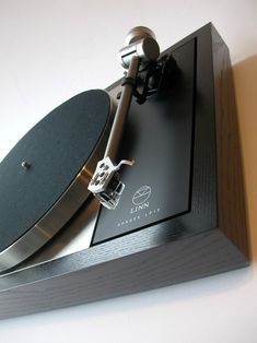 Okay, so nowhere in the budget would there be room for a Linn record player... but we'd need some sort of music in the studio. Vinyl would be nice, but rdio + some decent speakers would work just as well.