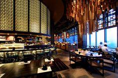 Enmaru Japanese fine dining restaurant by Metaphor, Jakarta - Indonesia